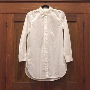 Madewell Clean White Button Down